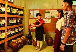 神村酒造古酒蔵