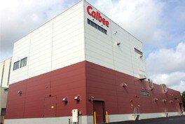 カルビー 北海道工場