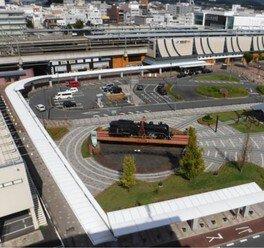 福知山駅南口公園