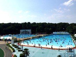 さいたま水上公園 プール