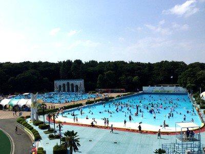 さいたま水上公園 プール【2021年プール営業中止】