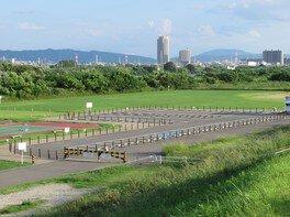 淀川河川公園 島本地区