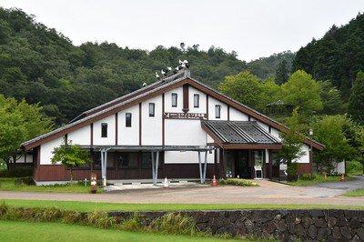 豊岡市立コウノトリ文化館