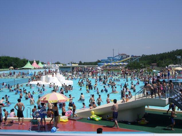健民海浜公園 健民海浜プール