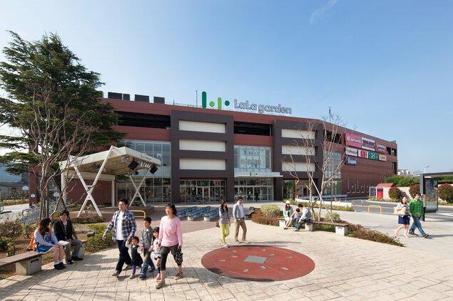 【一部営業】三井ショッピングパーク ララガーデン川口