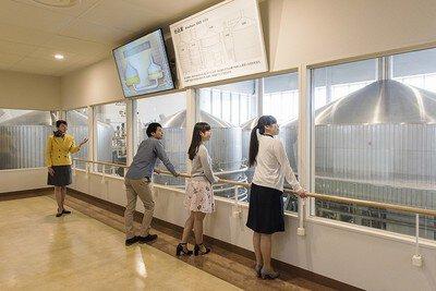 【見学一時休止】サントリー九州熊本工場
