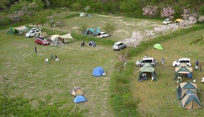 雲南市健康の森キャンプ場