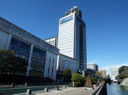 静岡県庁 別館21階富士山展望ロビー【一時閉鎖】