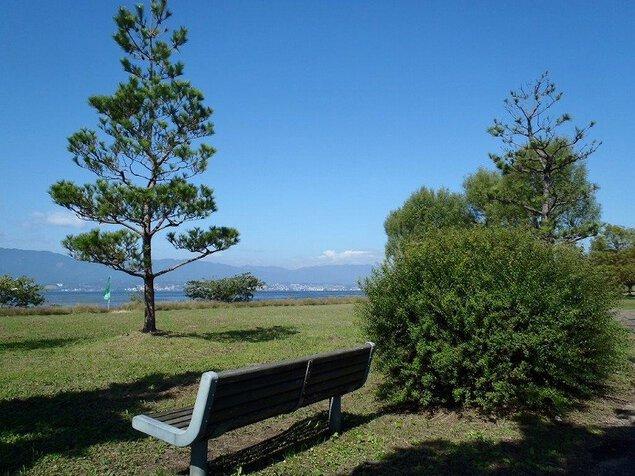滋賀県営都市公園湖岸緑地(湖東湖北地域・南湖東岸地域)
