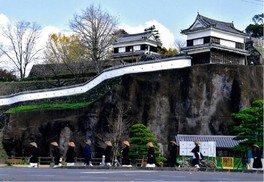 臼杵公園(臼杵城跡)
