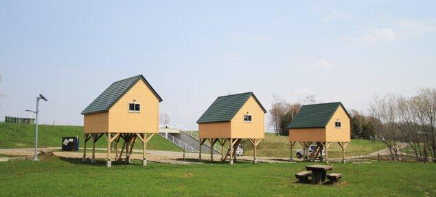 月形町皆楽公園キャンプ場