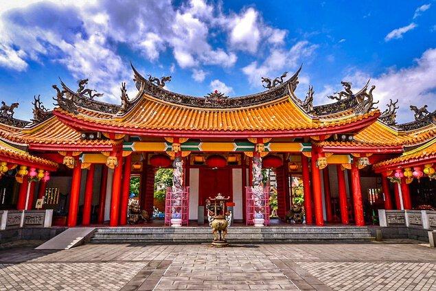 【臨時休館】孔子廟・中国歴代博物館