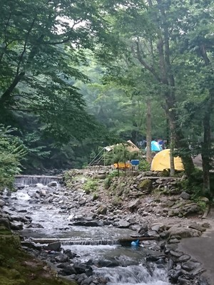 センタービレッジキャンプ場