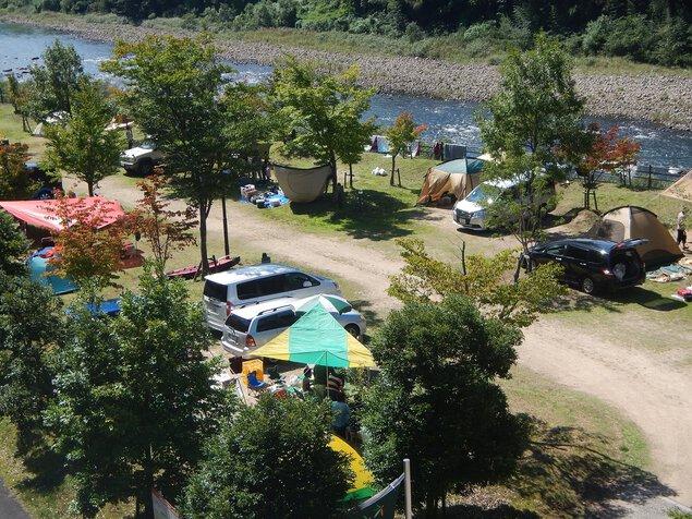 江の川カヌー公園さくぎ