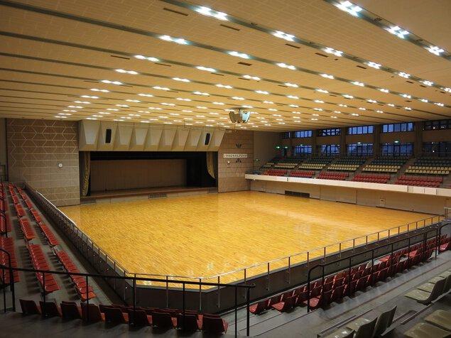 ウカルちゃんアリーナ(滋賀県立体育館)