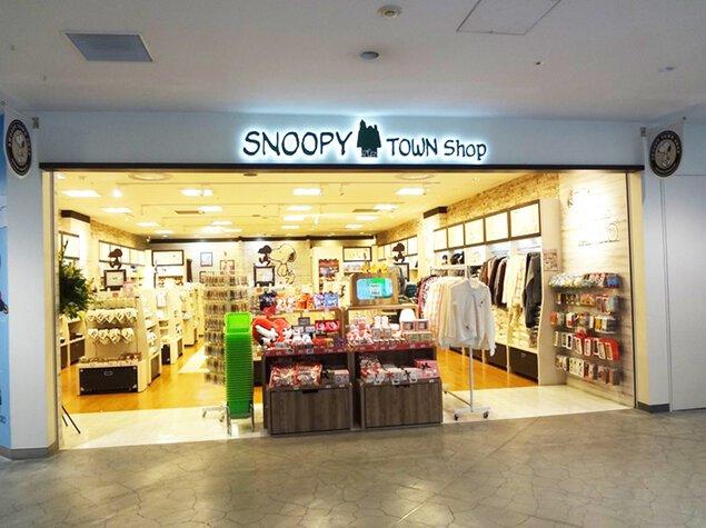 スヌーピータウンショップ札幌店