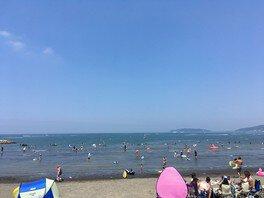 【2020年営業中止】北条海水浴場