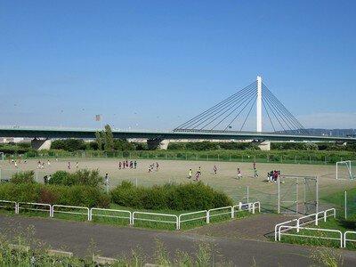 淀川河川公園 鳥飼下地区