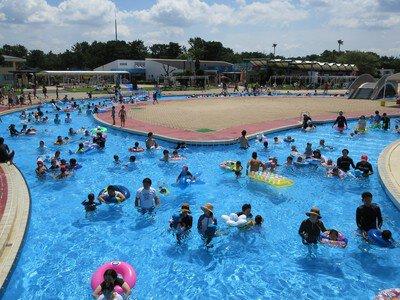 【2020年プール営業中止】海の中道海浜公園 サンシャインプール