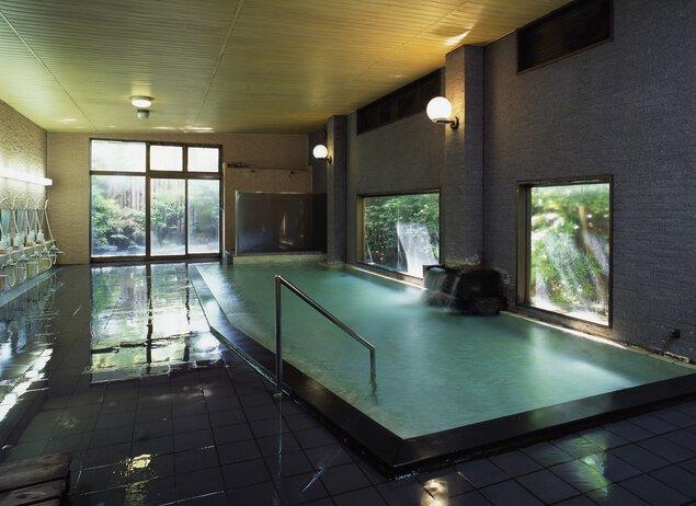 青森県浅虫温泉 椿館