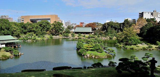 【臨時休園】清澄庭園