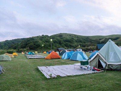 久種湖畔キャンプ場