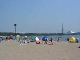 【海水浴場は2020年営業中止】海の公園