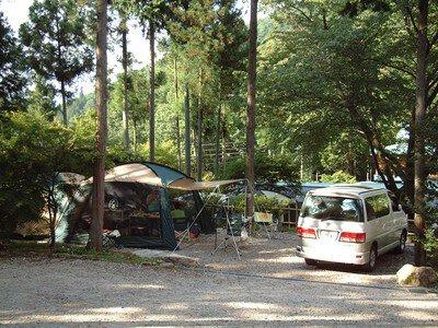 設楽オートキャンプ場