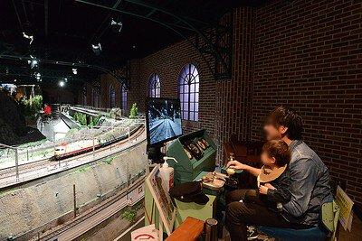 【臨時休館】原鉄道模型博物館