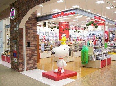 スヌーピータウンショップららぽーと富士見店【営業時間短縮】