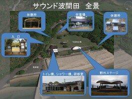 サウンド波間田キャンプ場