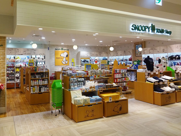 スヌーピータウンショップ名古屋店