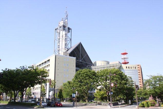 市役所展望塔
