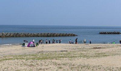 【2020年営業中止】内田龍神海水浴場・キャンプ場