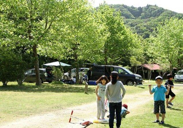 森と湖のリゾート ロマンの森共和国オートキャンプ場