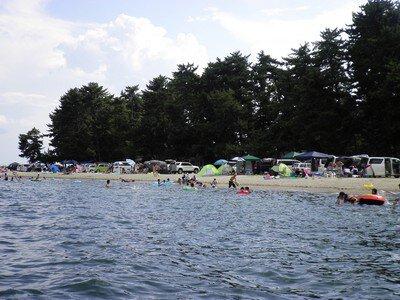 白ひげビーチ