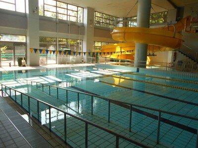 金沢市鳴和台市民体育会館プール