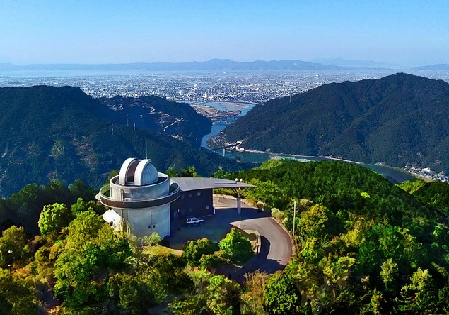 【臨時休館】八竜山自然公園 森林体験交流センター  さかもと八竜天文台