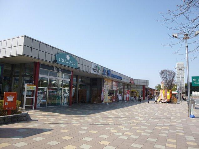上里SA(下り線)