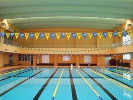 岡谷市民屋内水泳プール