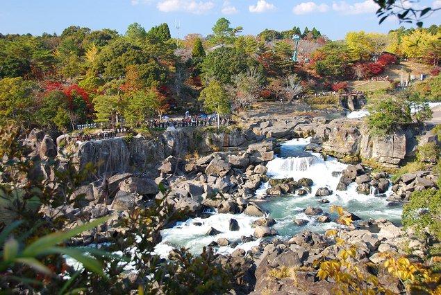 曽木の滝公園