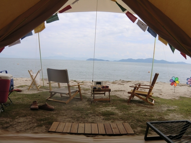 青柳浜キャンプ場