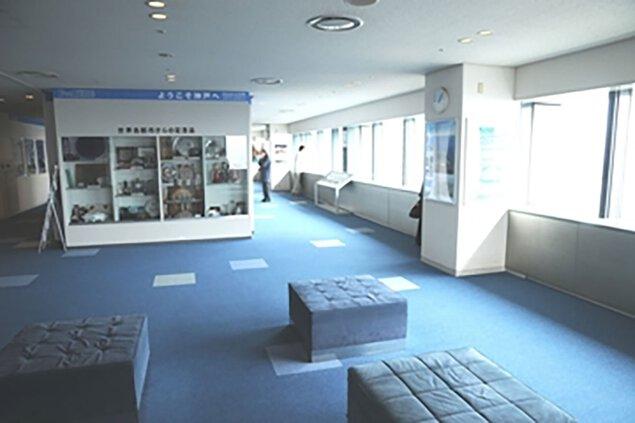 神戸市役所本庁舎1号館24階展望ロビー【臨時閉鎖】
