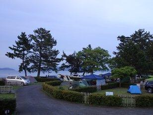 マイアミ浜オートキャンプ場