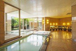 甲府記念日ホテル 温泉大浴場・露天風呂 「湯むら」