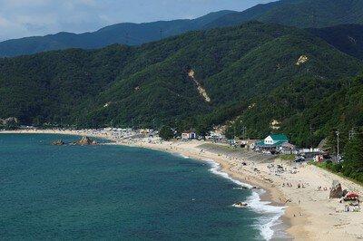 【2020年営業中止】ダイヤ浜海水浴場