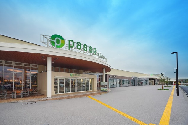 蓮田SA(上り線) Pasar(パサール)蓮田