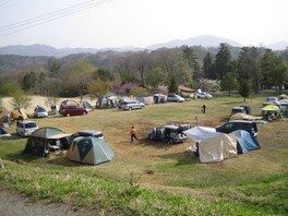 琴引ビレッジキャンプ場