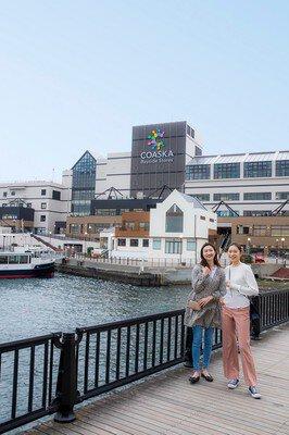 Coaska Bayside Stores (コースカ ベイサイド ストアーズ)