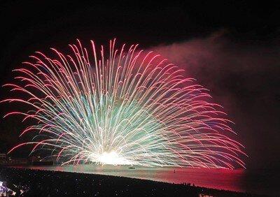 【2020年中止】熊野大花火大会
